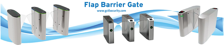 Flap Barrier Gate