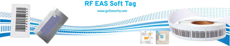 RF EAS Soft Tag
