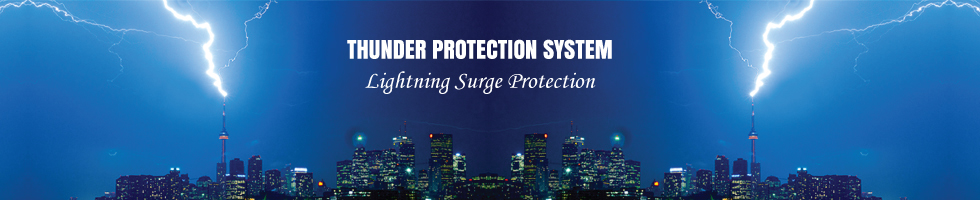Lightning Surge Protection System