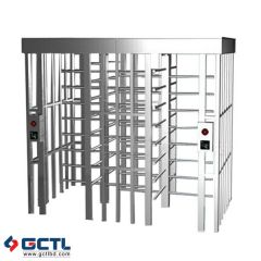 OEM electric Dual-access full height turnstile