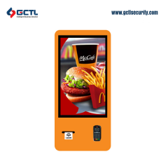 Self Service Ordering Kiosk with Fast Food Payment Machine