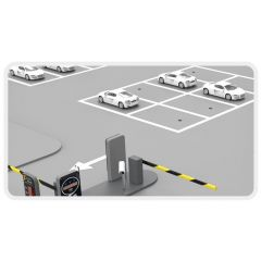Parking Guidance System & Car-searching System