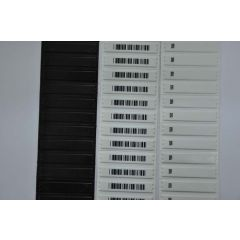 Store Barcode EAS Security label Anti Theft AM Soft Tag