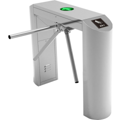 WEJOIN- WJTS112S Semi-automatic Tripod Turnstile with 30-45 Persons/min Speed