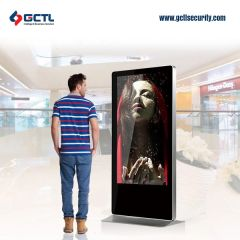 Advertising Display Kiosk