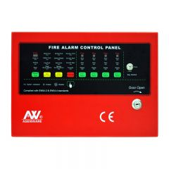Asenware Conventional 02 Zone  Fire  Alarm  Control  Panel