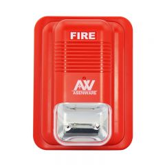 Asenware Conventional  Fire Strobe Sounder