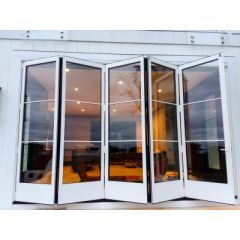 Automatic Folding Sliding Door