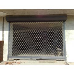Automatic Grill Shutter