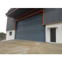 Automatic Rolling Shutters