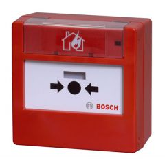 Bosch Addressable Manual Call Point with built in two isolator front image