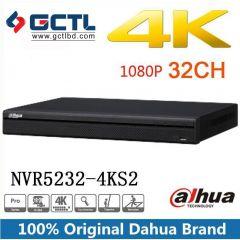 Dahua NVR 5232-4KS2 Video recorders (security - NVR)