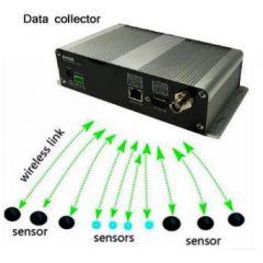 Data Collector for Smart Parking Management System Long Range Parking