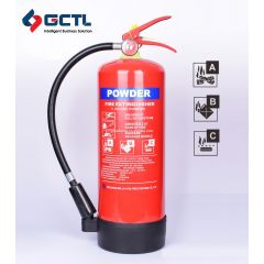 ABC Dry Chemical Powder Fire Extinguisher