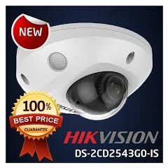 Hikvision DS-2CD2543G0-IS 4MP  Fish-Eye  ip Network Camera with Night Vision
