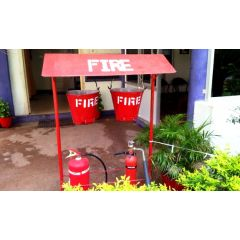 Fire Bucket and stand