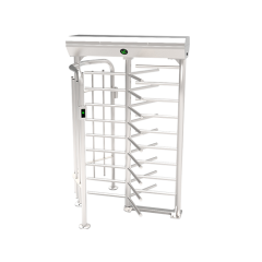 Full Height Turnstile Gate with RFID Access Control System