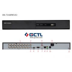 Hikvision DS-7216HWI-E1 DVR Price in Bangladesh