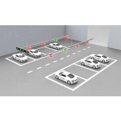 intelligent car parking guidance system