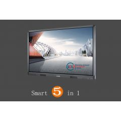 interactive large touch screen TV display