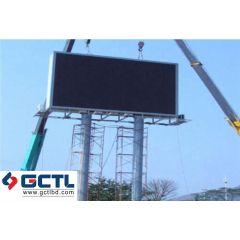 LED Outdoor Billboard in Bangladesh