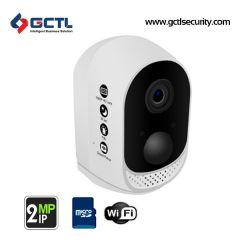 MAPESEN MP-BC4 2MP Large-capacity PIR WiFi Battery Camera