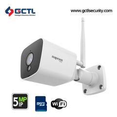 MAPESEN MP-L2J5I500-WTA 5MP WiFi SD Card Outdoor Bullet Camera