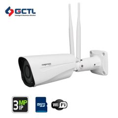 MAPESEN MP-L8Q5I302M-WTA 3MP WiFi SD Card Outdoor Bullet Camera