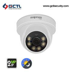 MAPESEN MP-Q2ESI200LF Night Vision Network Dome Camera