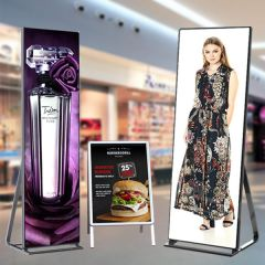 LCD Digital signage poster advertising display