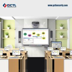 Smart classroom solution for higher education and training