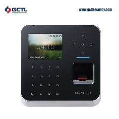 IP Fingerprint Terminal Suprema BioStation 2 side image