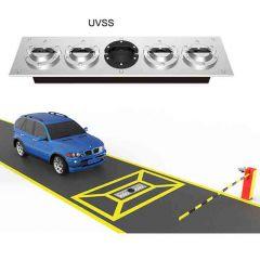Under Vehicle Surveillance Inspection System in Bangladesh