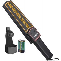 Varito High Sensitivity Hand Held Metal Detector Security Scanner