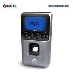 biometric time attendance system Virdi AC-2100 front image 2