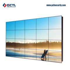 Wall mount 55inch narrow bezel LCD video wall