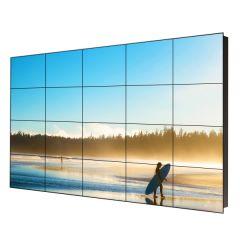 Wall mount 55inch narrow bezel LCD video wall