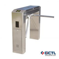 Wejoin-WJTS112 access control tripod turnstile, waist height turnstile gates manufacture