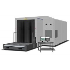 Astrophysics XIS-1517DV X-ray Baggage Inspection systems