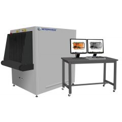 Astrophysics XIS-7858 X-ray airport baggage scanner
