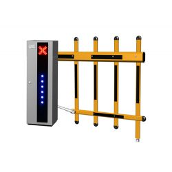 Vehicle barriers security
