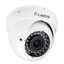 Laotis Outdoor IR Dome CCTV Camera bd