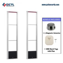 Electronic Article Surveillance (EAS) Security Scanner Anti-theft Gate