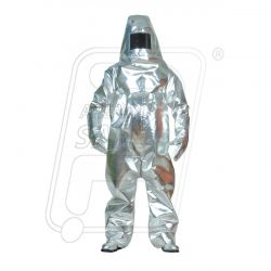 Fire Aluminized proximity suit (3 layer )