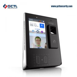 Virdi Ac-7000 Dual Fingerprint Face Recognition Machine Terminal