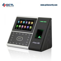 ZKTEco uFace302 Biometric T&A and Access Control Terminal System