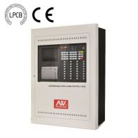 Asenware Addressable 02 Loop Fire Alarm Control Panel