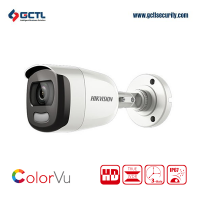 Hikvision DS-2CE10DFT-FC HD 2MP ColorVu Full Time Colour Camera