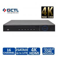 Dahua NVR4216-4KS2 16 Channel NVR Network Video Recorder