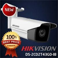 Hikvision DS-2CD2T43G0-I8  4 MP IR Fixed Outdoor  Bullet IP  Network Camera